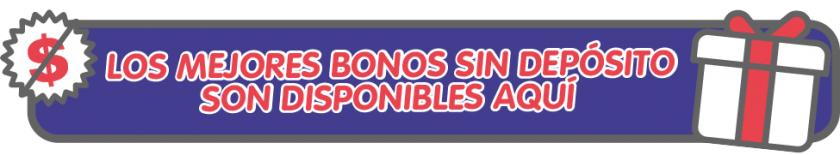 banner mejores bonos sin deposito