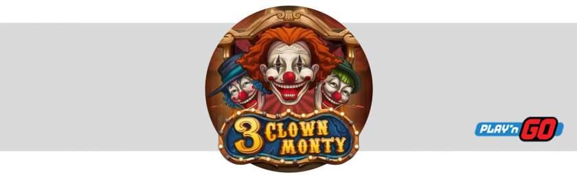 3 Clown Monty™