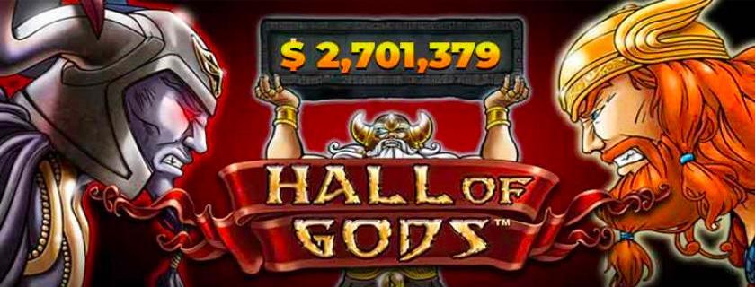 Hall of God slot