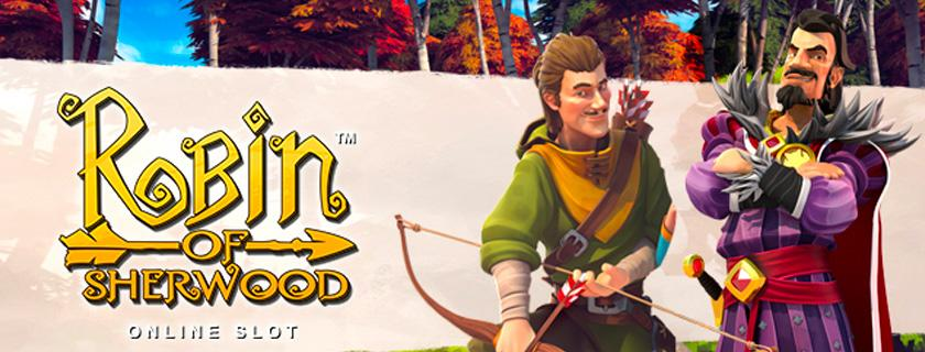 Robin of Sherwood Online Slot