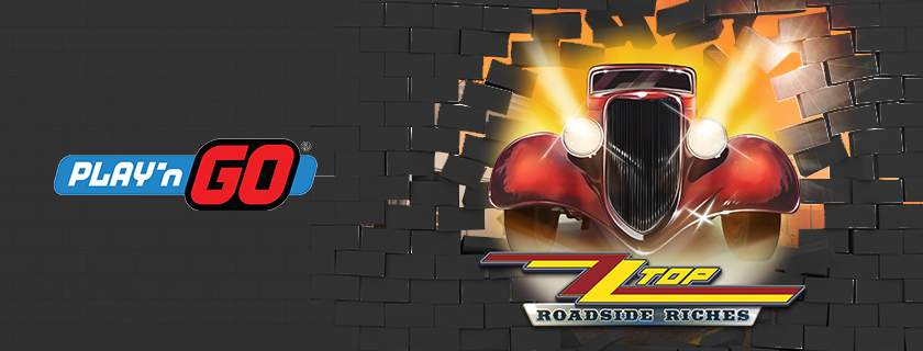 Tragamonedas ZZ Top Roadside Riches